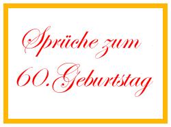Geburtstagswunsche zum 60 geburtstag mutter